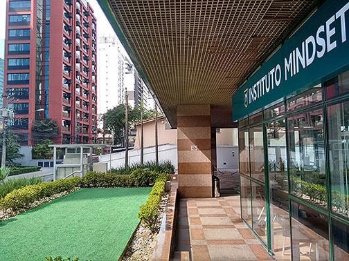 Instituto Mindset exterior