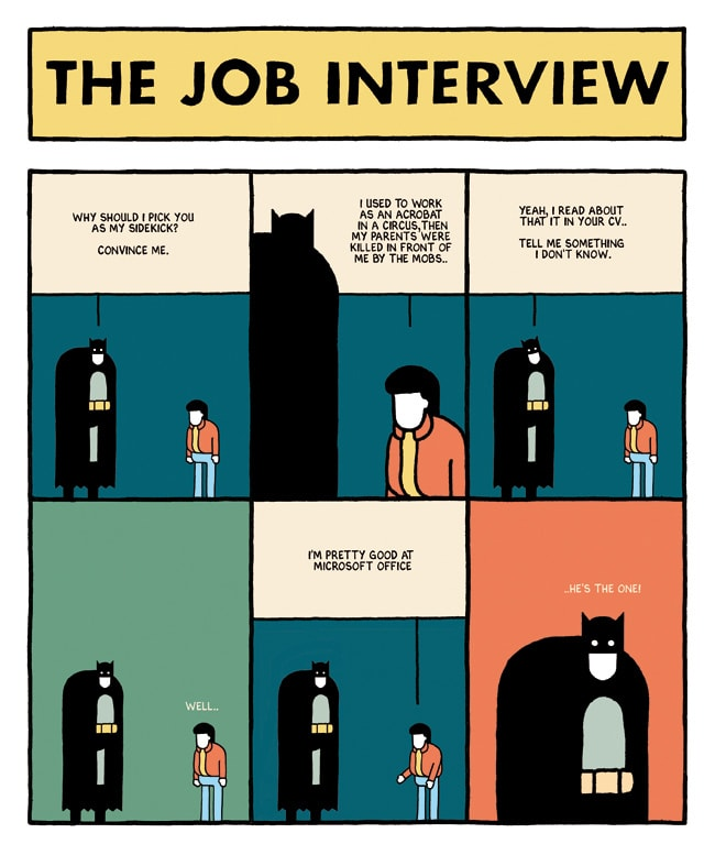 the-job-interview