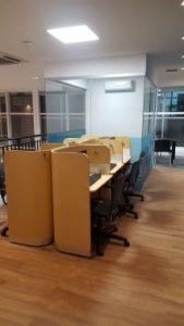 Laboratório multimídia na nossa unidade